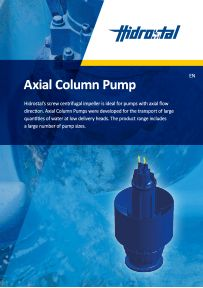 Axial Column Pump
